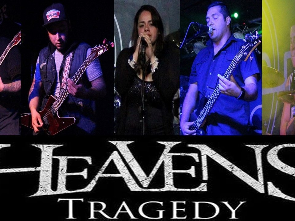 Image for Heavens Tragedy