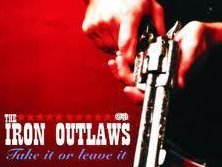 Image for THE IRON OUTLAWS