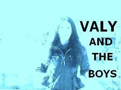 Valy and the Boys