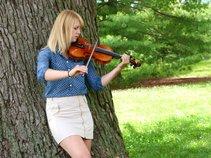 Violinist Kate Hauser