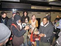 Hip Hop Subway Series: New York City
