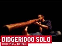 PHILLIP PERIS - Didgeridoo Solo