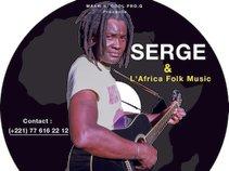 Serge Africa Folk Music