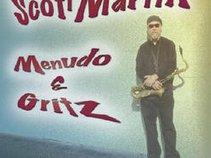 Scott Martin Latin Soul Band