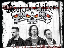 Image for The Suicide Shifters