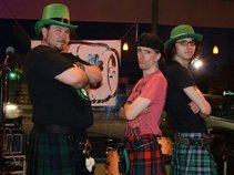 Celtic Keg Stand