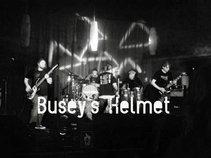 Busey's Helmet