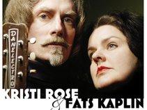 Kristi Rose and Fats Kaplin