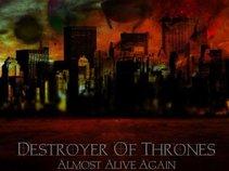 Destroyer Of Thrones