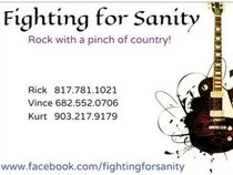 Fighting for Sanity