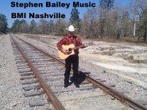 Stephen Bailey Music