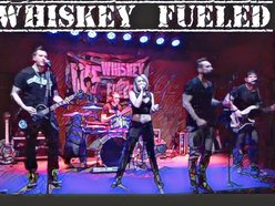 Image for WHISKEY FUELED