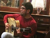 Guitarist Ricardo Castillo
