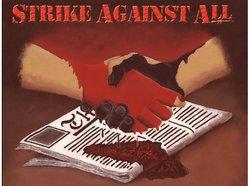 Image for Strike Against All