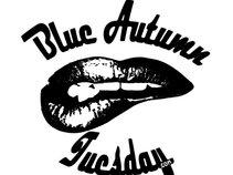 Blue Autumn Tuesday