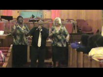 Sow Blessed Gospel singers