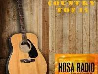 Hosa Radio Country Top 20