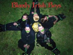 Image for The Bloody Irish Boys