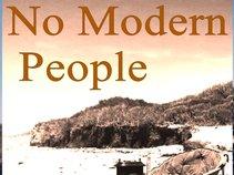 No Modern People