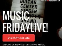 Music FridayLive!