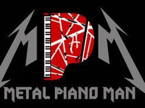 Metal Piano Man