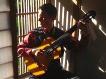 Justin Hoke Guitar