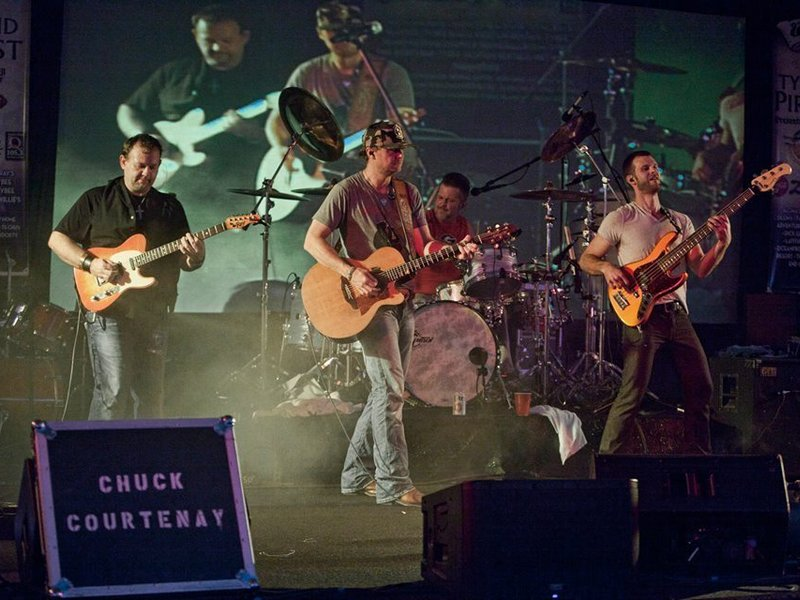 Music « Chuck Courtenay