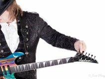 """Den Tietze - Guitarist for """"IzenGard"""""""