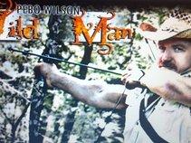 Wild man Pebo Wilson