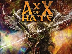 Image for AXX OF HATE