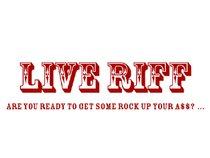 LIVE RIFF