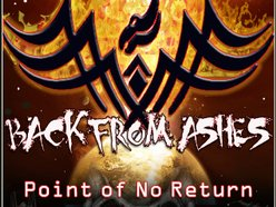 Image for Back From Ashes