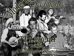 Image for JT Legend and the Mulebarn Band