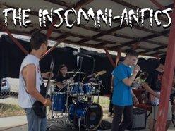 Image for The Insomni-Antics