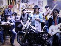 The Mojeezy Blues Band ...................             (adba)  The Outsiders B Side Band