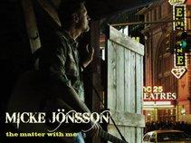 Micke Jönsson - recording songs for upcoming ... CD