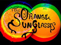 the Orange SunGlasses