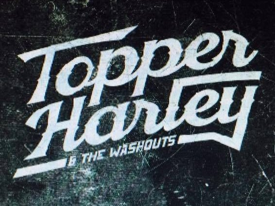 Image for Topper Harley and the Washouts