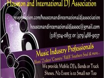 Houston and International DJ Association