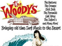 The Woodys Surf Instrumental Band