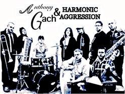 Image for Anthony Gach & Harmonic Aggression