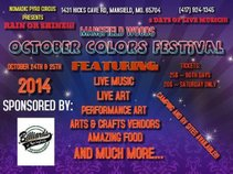 October Colors Festival