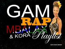 Gam-Rap Mbalax & Kora Musik