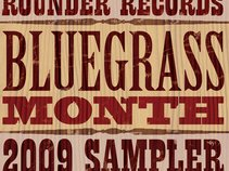 Rounder Records Celebrates Bluegrass Month.