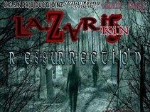 LAZVRIS KIN/TWIN GHILLAHTINEZ
