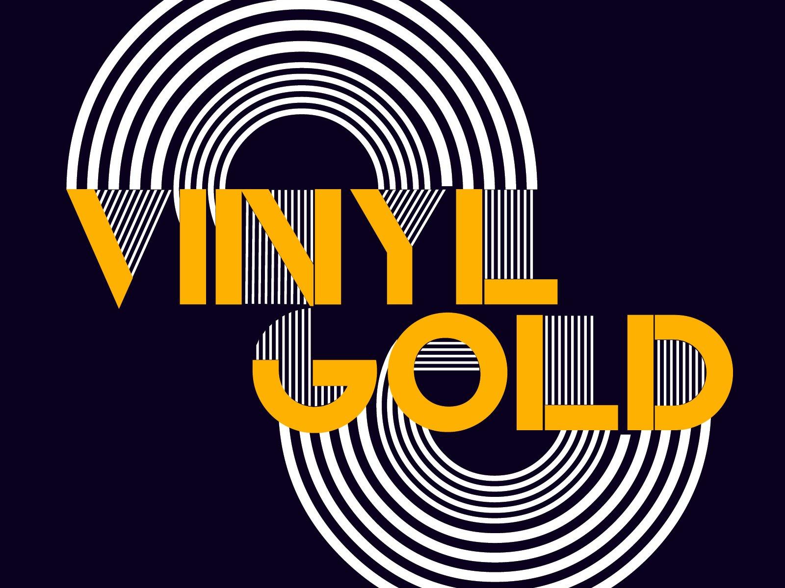 Image for Vinyl Gold