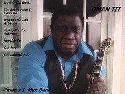 Image for Gman Blues Band