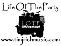 Life Of The Party Band Tampa