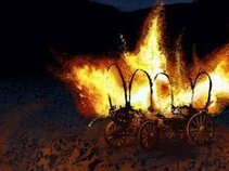 Burnt Wagon