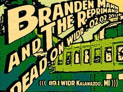 Image for Branden Mann and The Reprimand